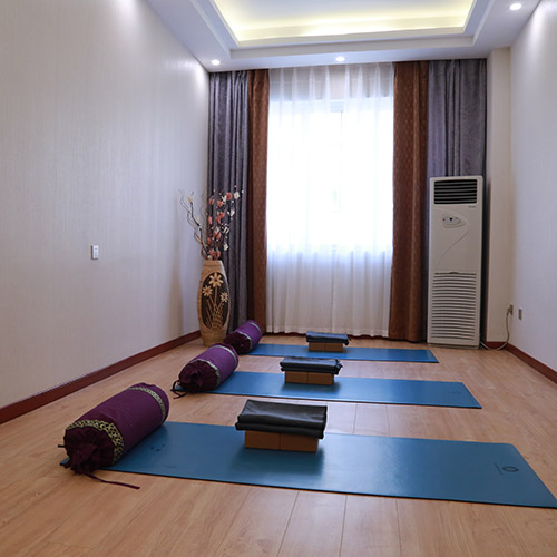 遵义产后恢复瑜伽中心
