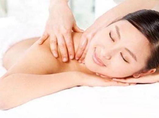 专业的肩颈护理