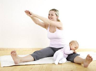 遵义母婴瑜伽锻炼