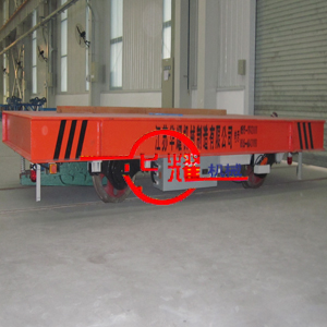 轨道式蓄电池电动平车