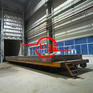 电缆卷线供电型电动平车
