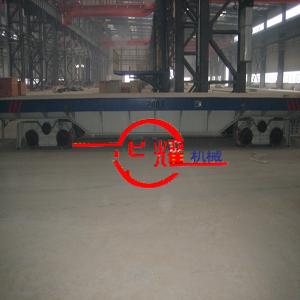 蓄电池供电KPX-15T电动平车