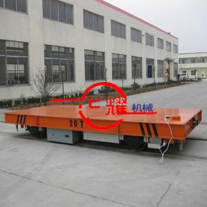 蓄电池电动平车生产厂家