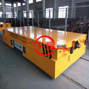 蓄电池电动平车生产