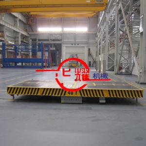 卷线式电动平车生产