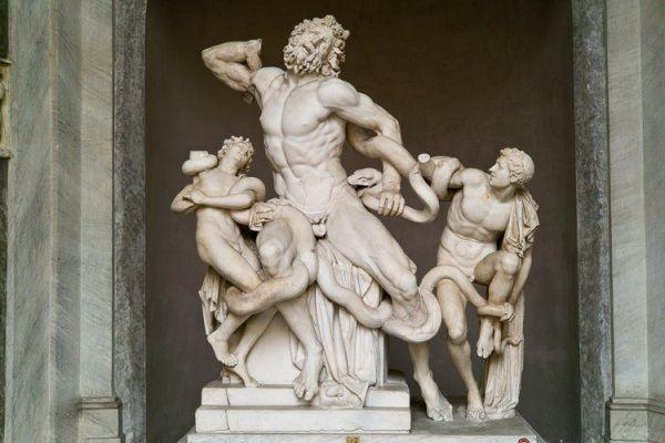 宗教人物雕塑
