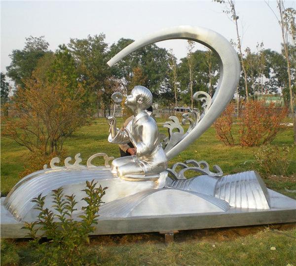 贵州学校广场雕塑