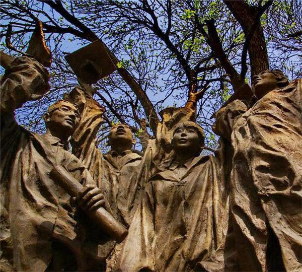 贵州大型校园雕塑