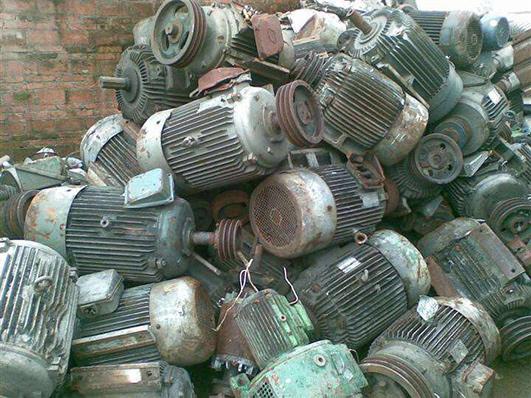 天津电机回收