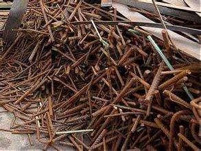 天津废钢回收价格