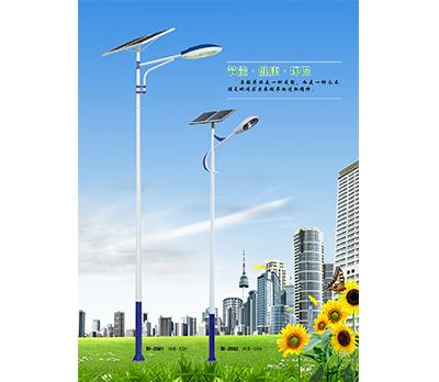 商圈定制太阳能灯
