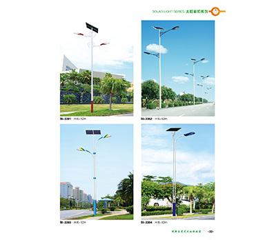 公路定制太阳能灯