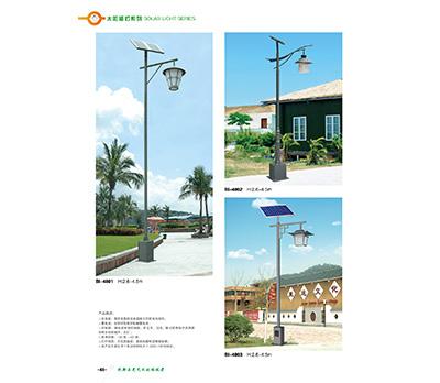 景区定制太阳能灯