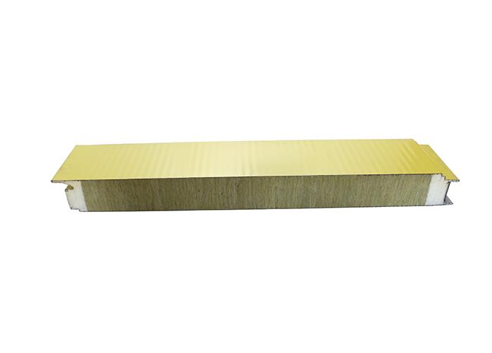 新型岩棉复合板墙面板