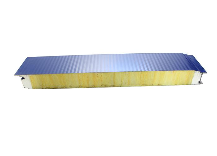 新型玻璃丝棉复合板墙面板