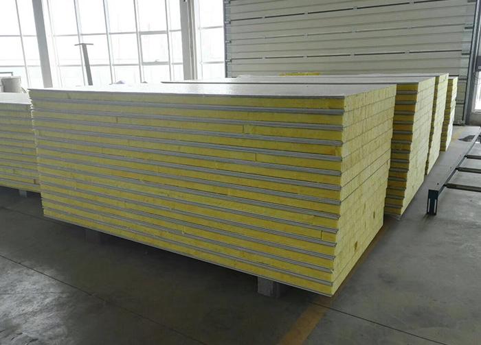 沈阳辽宁新型玻璃丝棉复合板