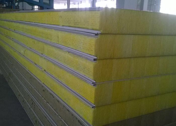 新型玻璃丝棉复合板批发