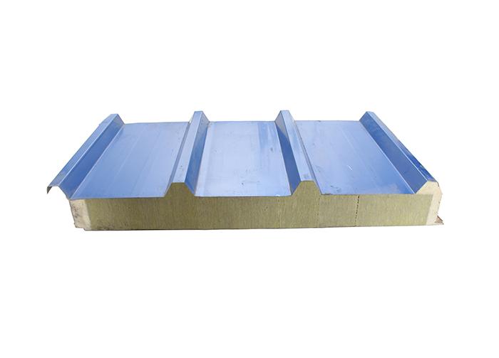 新型岩棉复合板屋面板