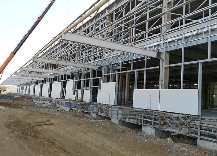 新型岩棉复合板生产商
