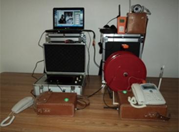 多参数音视频救灾通讯系统