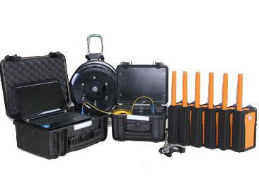 灾区无线数字音视频通讯指挥系统