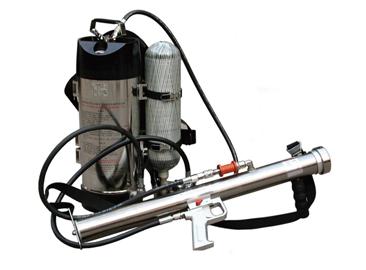 脉冲气压喷雾水枪