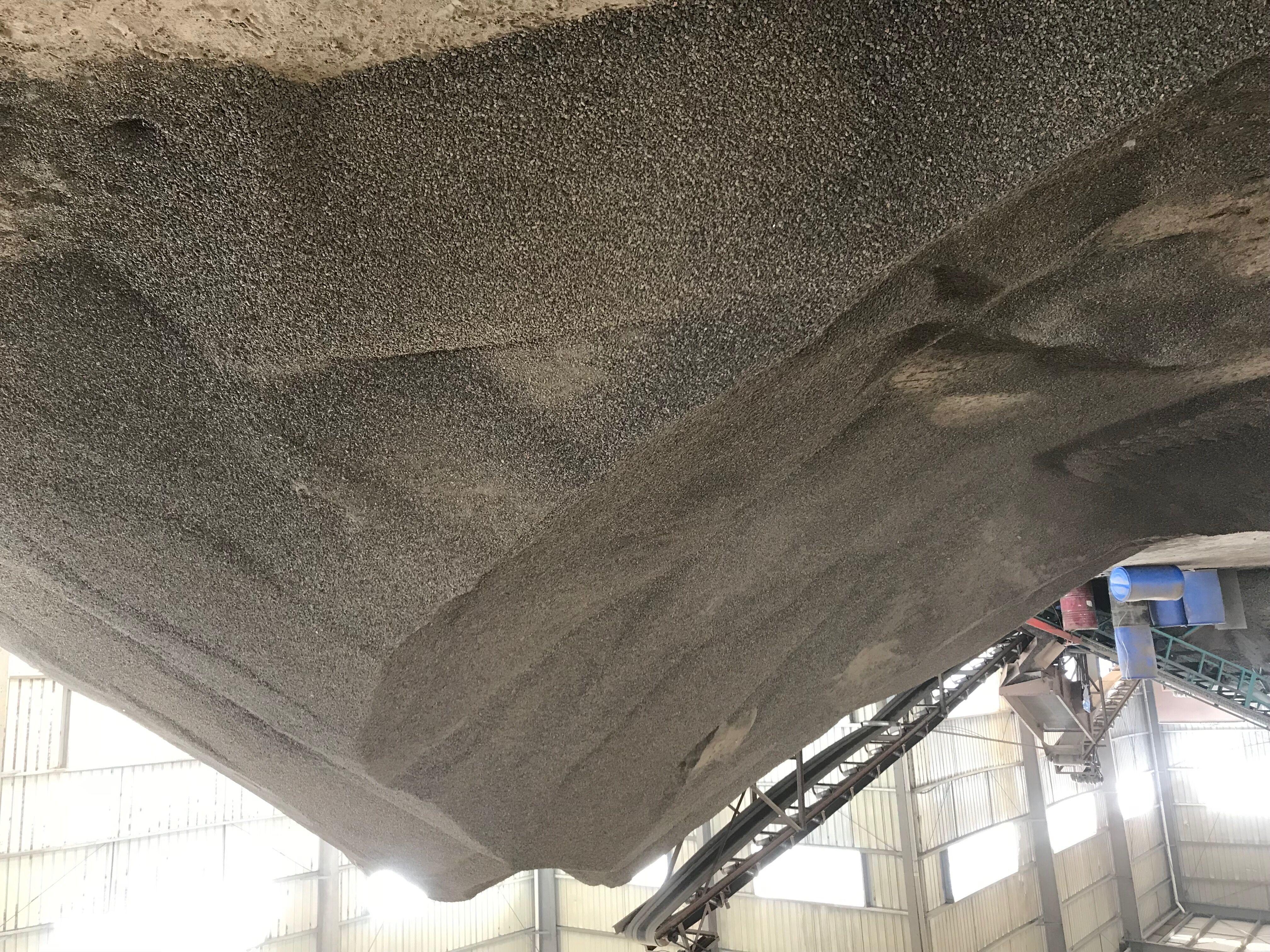陶粒混凝土回填