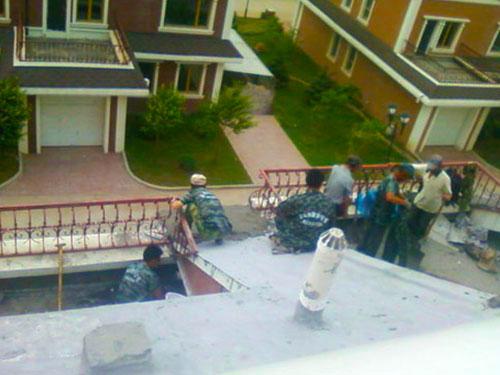 哈尔滨阁楼漏水