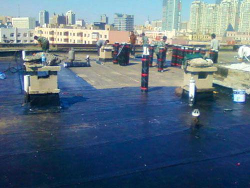 哈尔滨防水公司