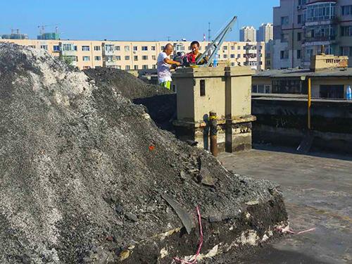 哈爾濱樓頂防水