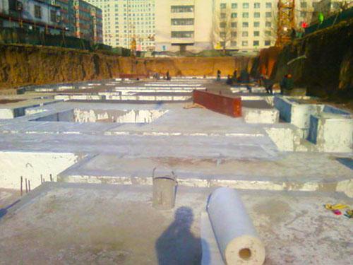 消防水池漏水