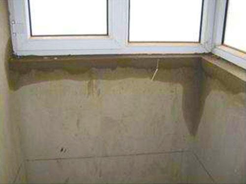 窗台防漏水