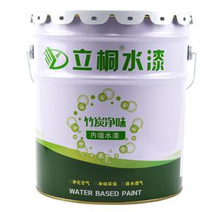 立桐水漆   竹炭净味  内墙水漆