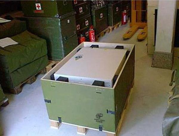 定制军用木箱