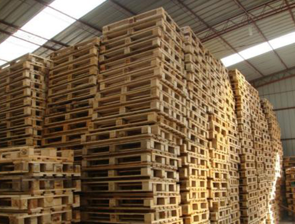 箱式木托盘