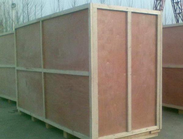设备木包装箱