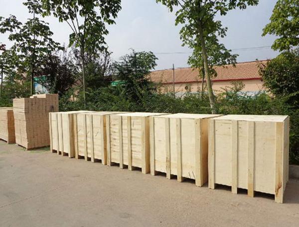 物流木包装箱