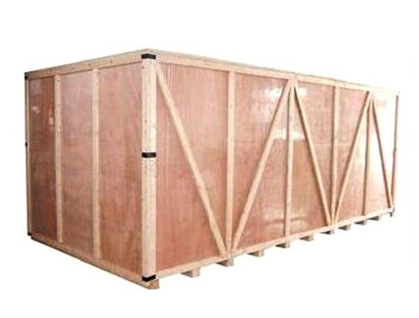 物流木制包装箱