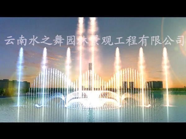 贵州喷泉公司