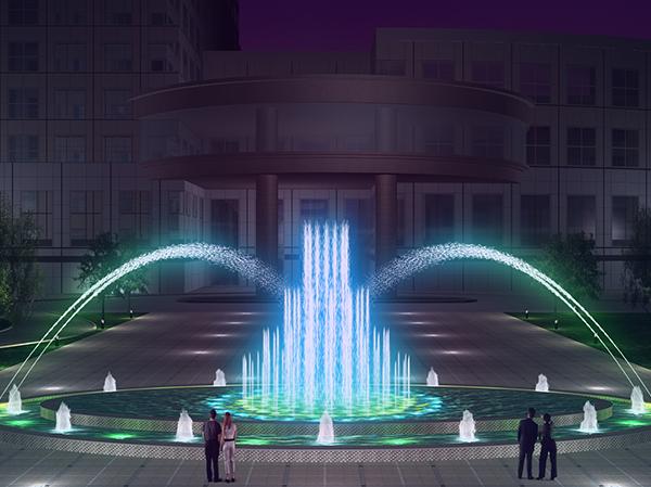昆明音乐喷泉