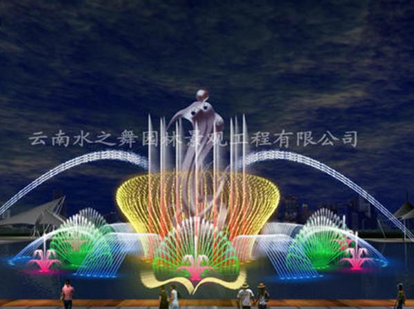 贵州喷泉设计