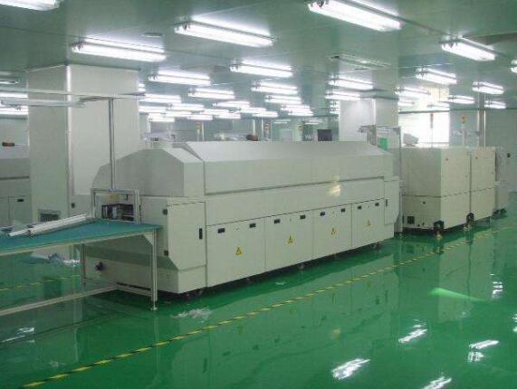 天津无尘电子厂