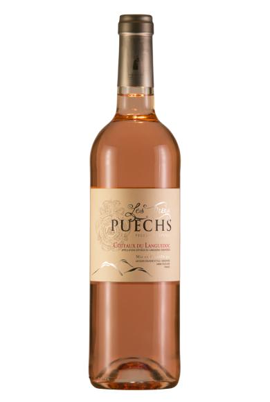 朗格多克粉红葡萄酒