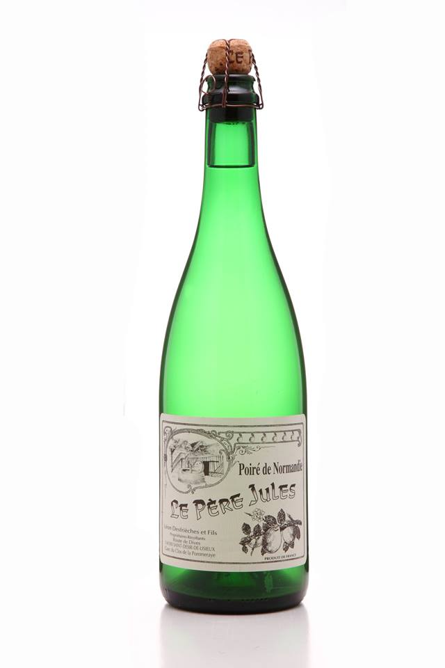 Le pere jules 诺曼底梨子酒