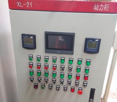 环保PLC电气柜
