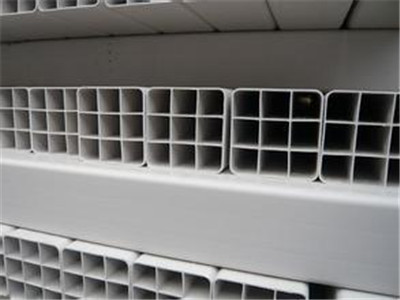 贵阳PVC格栅管
