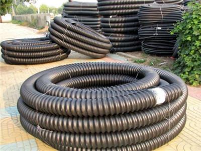 HDPE碳素螺纹管
