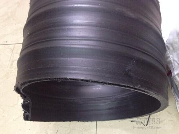 贵州中空壁塑钢缠绕管