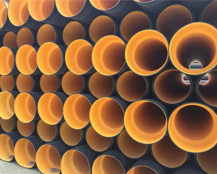 贵阳HDPE双壁波纹管