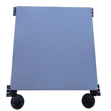 贵阳铝合金防静电地板